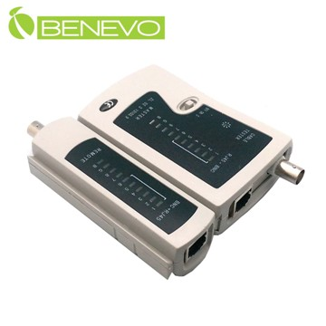 bnc同轴电缆 rj45网线测线器