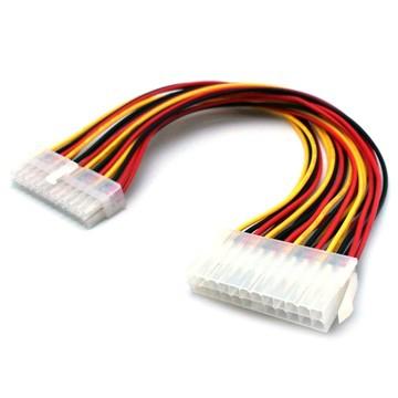 主机板用 30cm 24pin atx电源延长线